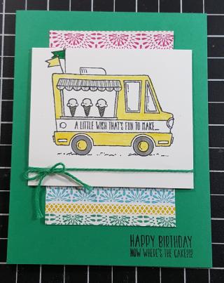 Birthday Truck
