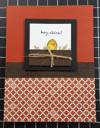 Hey Chick Nesting Box