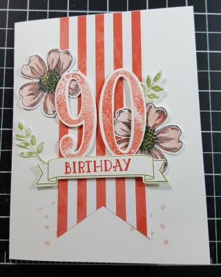 90 BIRTHDAY