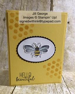 Bee Yellow Honey 2