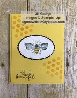 Bee Yellow Honey 1